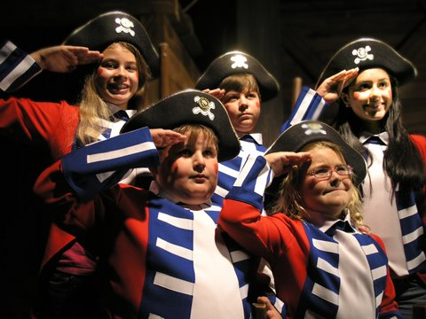 Discount Pirates Adventure Dinner Show Tickets