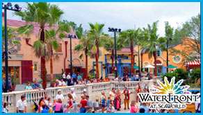SeaWorld Water Front