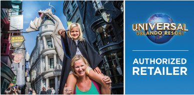 Universal Studios Authorized Retailer
