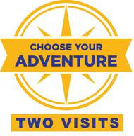 SeaWorld Parks: Choose Your Adventure – Two Visits