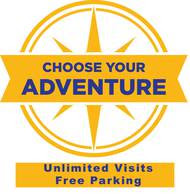 SeaWorld Parks: Choose Your Adventure – Unlimited Visits plus FREE Parking