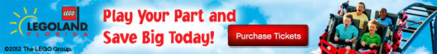 LegoLand Florida Ticket Discounts