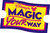 Magic Your Way Tickets
