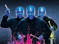 Universal Studios Blue Man Group